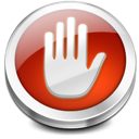 Symbol-Stop